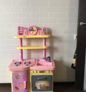 Детская кухня RedBox
