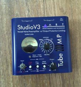Ламповый предусилитель ART tune Studio V3
