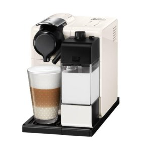 Кофемашина Nespresso Lattissima 550.W новая