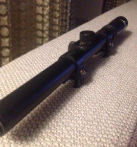 Оптический прицел для пневматического ружья
