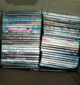 Диски, касеты