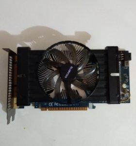 Видеокарта Gigabyte GTX 550Ti