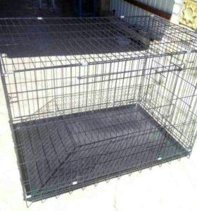 Клетки для псов