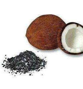 Уголь кокосовый активированный 0.5 кг
