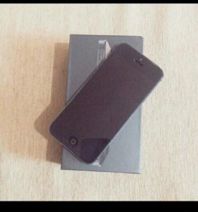 Apple IPhone 5 16gb Black Original