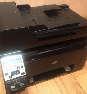 "Мфу ""HP laserjet 100 color mfp m175nw"""