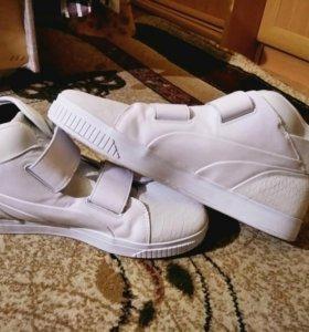 Кроссовки Play Strap Gucci Puma White