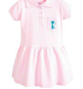 Милое платьице для девочки