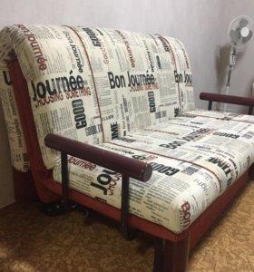 Диван-двухспальная кровать