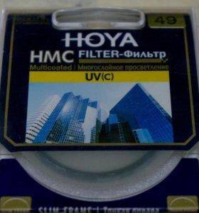 Светофильтр HOYA HMC 49mm UV(c)