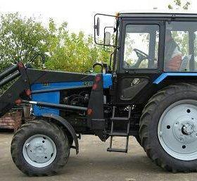 Услуги трактора МТЗ 82,1