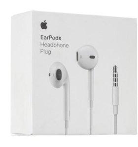 Наушники Apple EarPods A1472 с разъемом 3,5 мм