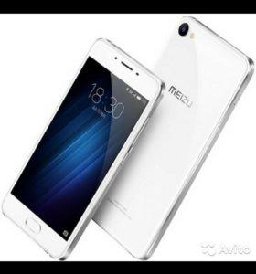 Новый телефон мейзу U10 16g.
