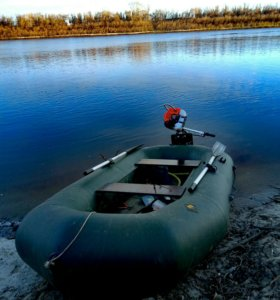 Лодка пвх таймень 2,60