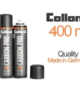 Спрей Collonil carbon PRO надёжная защита  обуви