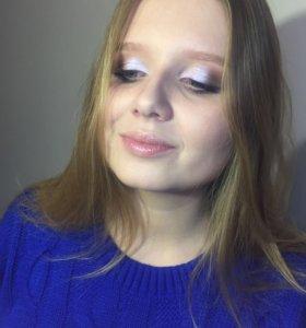 Вечерний макияж ✨
