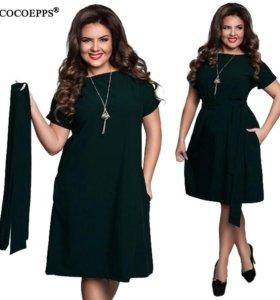 Платье. Размер 56