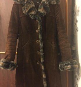 Эксклюзивное пальто Т&Т