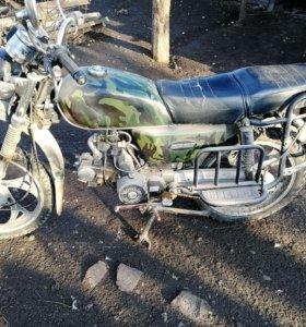 Мотоцикл для рыбалки