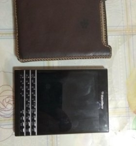 Blackberry Q30 pasport