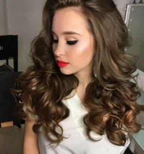 Прически и Makeup