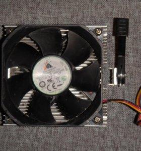 Кулер с радиатором для разных сокетов