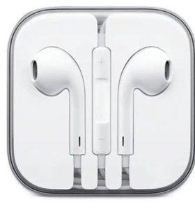 Наушники Apple EarPods с разъемом 3,5 мм