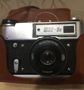 Пленочный фотоаппарат ФЭД-5В
