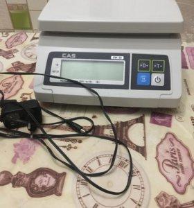 Весы производственные CAS