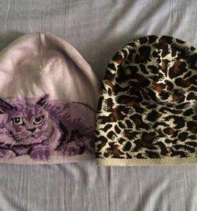 Новые женские шапочки