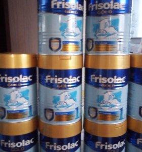 Продам смесь Frisolac Gold 1