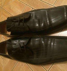 Туфли мужские брендовые
