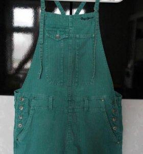 Джинсовый комбинезон Pepe Jeans, размер m
