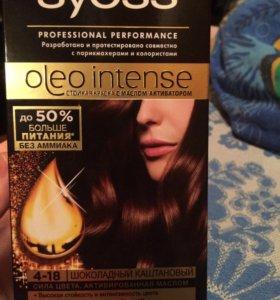 Краска для волос Syoss oleo intense