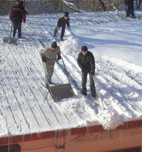 Уборка снега и не только