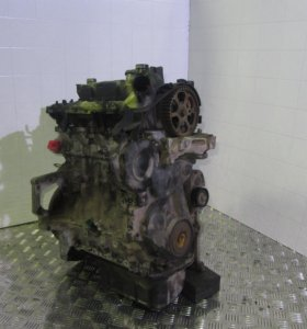 Двигатель 8HX Peugeot 206 1.4HDI Пежо
