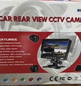 Монитор и 4 камеры