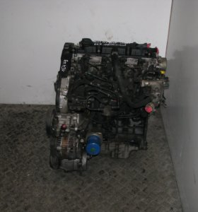 Двигатель RHZ Peugeot 406 2.0HDI Пежо