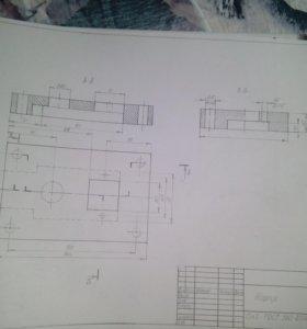 Репетитор по начертательной геометрии и инженерной