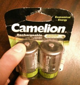 Батареи Camelion Rechargeable accu 4500mah новые