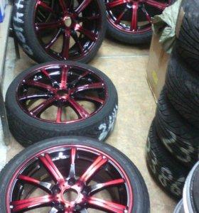 Perfomance Wheels R17 5x114,3
