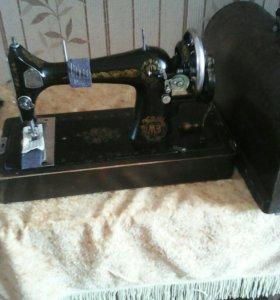 Швейная машынка старого обросца ссср