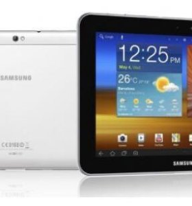 Планшет Samsung Galaxy Tab 8.9 P7300 16Gb (Белый)