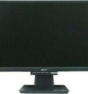 Монитор Acer + клавиатура и мышь