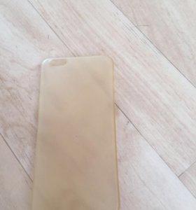Продам силиконовый чехол на iPhone 6+