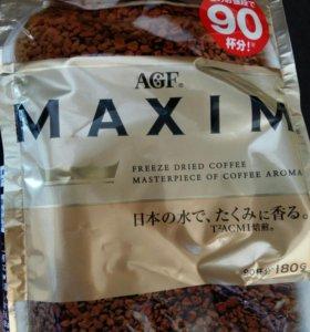 Кофе максим из токио 180гр