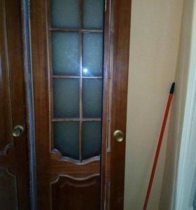 Двери двойные по полотну 120