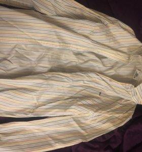 Рубашка женская Lacoste