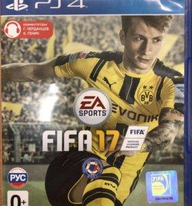 FIFA 2017 для PS4