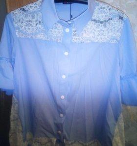 Новая блузочка для беременных
